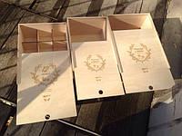 Коробка пенал из фанеры