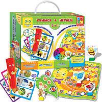 Интерактивная игра о животных: Учимся, играем 2 в 1.«Ягодки для улитки Ули».VT 1600-03