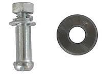 Диск для плиткореза Сталь сменный ТС-21 22х6х2 мм (55096)