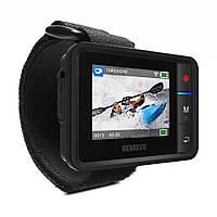 """Водонепроницаемый пульт дистанционного управления """"Removu R1+ WaterProof Wi-Fi Live Viewer Remote"""" с экраном для камеры GoPro любого поколения"""