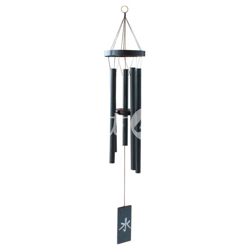 Колокольчик фен шуй музыка ветра «Удача», h-68 см.