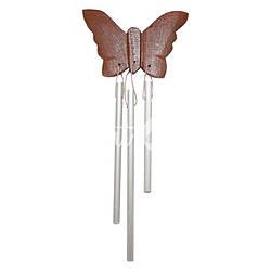 Магнит фен шуй музыка ветра «Бабочка», h-16 см.