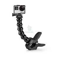 """Крепление с зажимом """"Jaws: Flex Clamp"""" для камеры GoPro любого поколения (ACMPM-001)"""