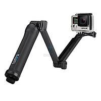 """Монопод-штатив """"3-Way"""" для камеры GoPro любого поколения (Длина 19-51 см) (AFAEM-001)"""