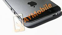 Корпус для Apple iPhone 5s черный с кнопками