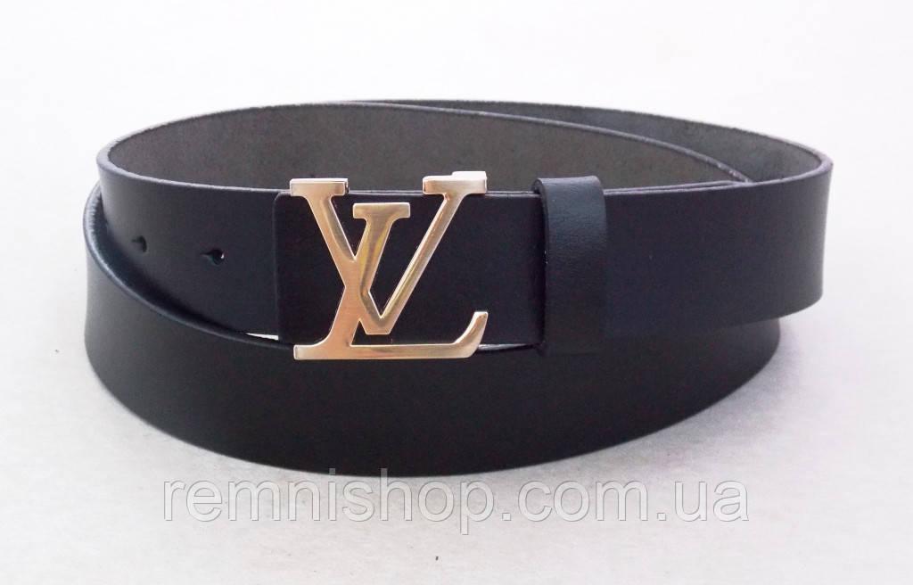 Кожаный ремень Louis Vuitton женский