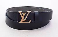 Кожаный ремень Louis Vuitton женский, фото 1