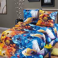 Детское постельное белье, Парад планет, подростковый полуторный комплект
