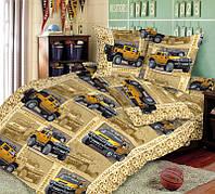 Детское постельное белье, Сафари, подростковый полуторный комплект
