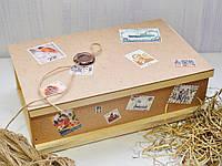Ящик посылочный из фанеры