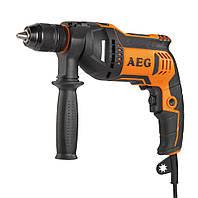 Ударная электродрель AEG SBE 705 RE (4935442830)