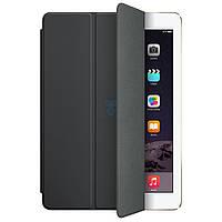 Полиуретановая обложка Apple Smart Cover Black для iPad (2017) и iPad Air / Air 2 - черная (MGTM2)