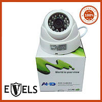 Камера Видеонаблюдения Купольная AHD E-AHD 304MH