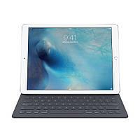 """Обложка-клавиатура Apple Smart Keyboard для iPad Pro 12.9"""" (первого / второго поколения) - Раскладка - US, гравировка - RU / UA (MJYR2)"""