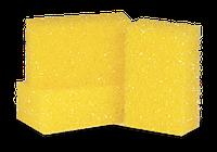 Губка жёлтая повышенной плотности Koch Chemie FliegenSchwamm Hart