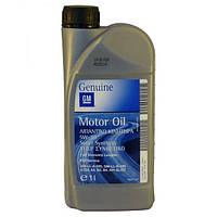Оригинальное моторное масло General Motors 10W-40 1 Liter