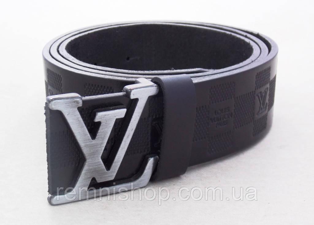 Мужской кожаный ремень для джинс Louis Vuitton  продажа, цена в ... 362a4d9af26