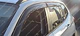 Ветровики окон БМВ Х1 Е84 (дефлектор боковых окон BMW X1 E84), фото 2