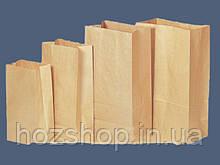 Мешок бумажный 2 слоя (480x360x120) коричневій на 2,5 кг угля
