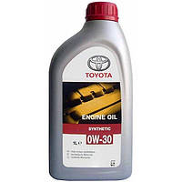 Моторное масло TOYOTA Synthetic Engine Oil 0W-30 1л