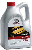 Моторное масло TOYOTA Synthetic Engine Oil 0W-30 5л