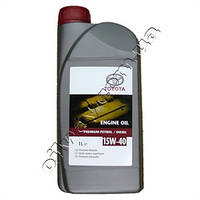 Моторное масло TOYOTA ENGINE OIL 15W-40 1л