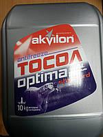 Тосол AKVILON OPTIMA -40 10л. (-35) - производства Украины, фото 1