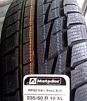 Шины 235/60 R18 107H XL Matador MP92 Sibir Snow SUV FR