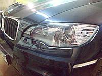 BMW X6 (оклейка антигравийной пленкой)
