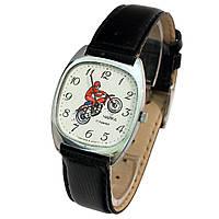 Чайка часы мотоциклиста
