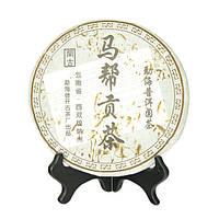 Китайский чай Шу Пуэр Ma Bang Gong 357 грамм
