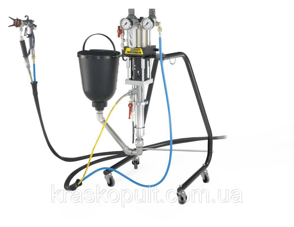 Wagner FineFinish 20-30 S AirCoat поршневой окрасочный агрегат с пневмоприводом