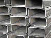 Труба стальная прямоугольная 120х100х3 / х4