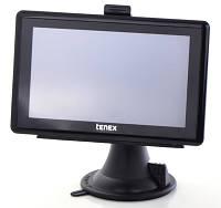 GPS Навигатор 5' Tenex 50 L, 480x272, MSB 2531, 800 MHz, 128 Mb, 4Gb, Windows CE 6.0, MicroSD (до 32 Gb), FM-приемник, аккумулятор 1000 mAh, лицензия