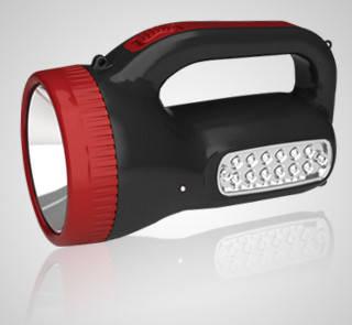 Перезаряжаемый ручной фонарик  KM-2623, фото 2