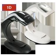 Datalogic Heron HD3100 Black ручной сканер штрих кода USB с подставкой