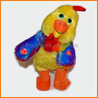 Механическая игрушка Танцующий цыпленок 35 см