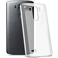 Силиконовый чехол 0,33 мм для LG D855/D850/D856 Dual G3 прозрачный