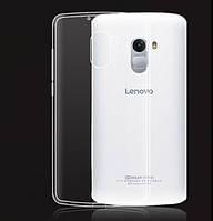 Силиконовый чехол 0,33 мм для Lenovo Vibe X3 Lite (A7010) / K4 Note прозрачный