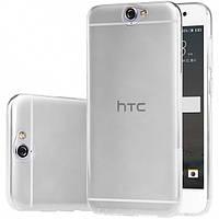 Силиконовый чехол 0,33 мм для HTC One / A9 прозрачный