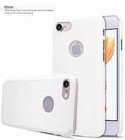 "Чехол Nillkin Frosted для Apple iPhone 7 (4.7"") белый (+пленка)"