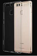 Силиконовый чехол 0,33 мм для Huawei P9 Plus прозрачный