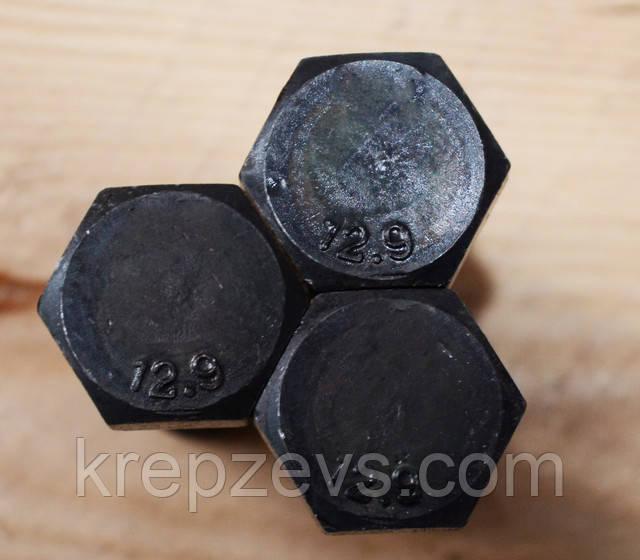 Болт шестигранный 12.9 фото