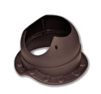Проходной элемент для металлочерепицы Монтерей, фото 1