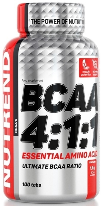 Nutrend BCAA 4:1:1 100 tabs