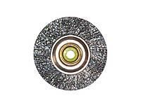 Щетка стальная  (диам.49мм) витая