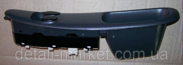 Ручка внутренняя водительская (2 кнопки) Ланос Т150
