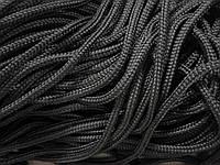Канат/шнур 4мм, черный