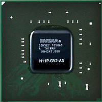 Микросхема nVidia N11P-GV2-A3