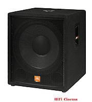 JBL JRX118S Professional компактный суб-бас, фото 1